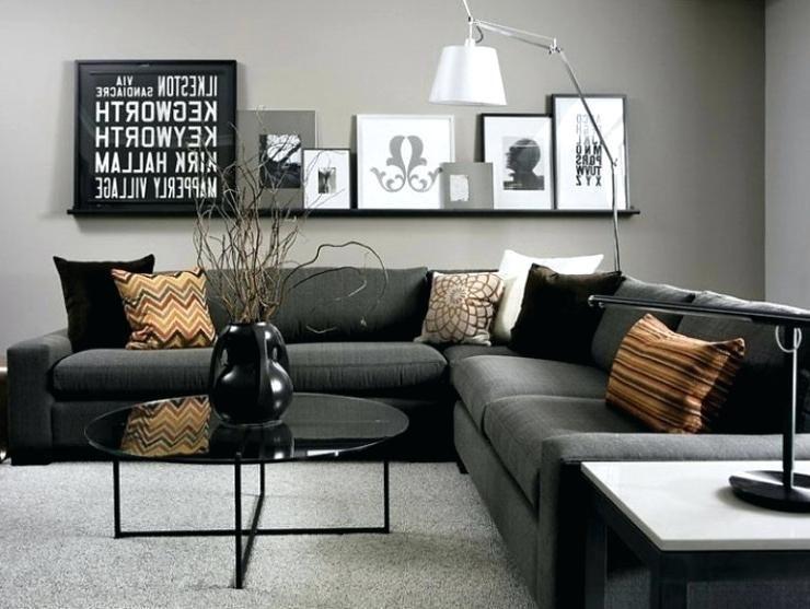 Wohnideen Wohnzimmer Braun Weiß