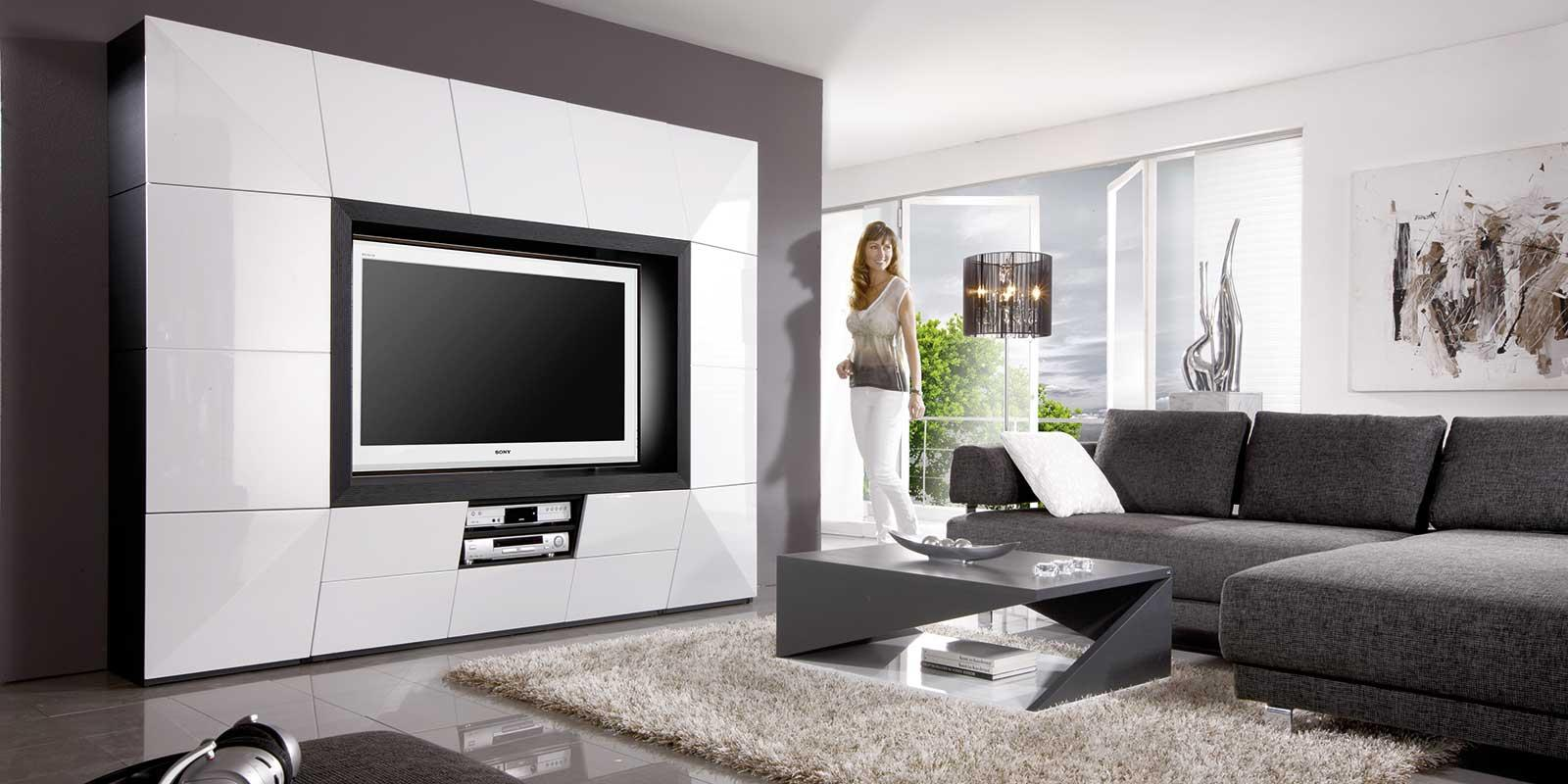 Wohnwand Mondo Möbel Wohnzimmer