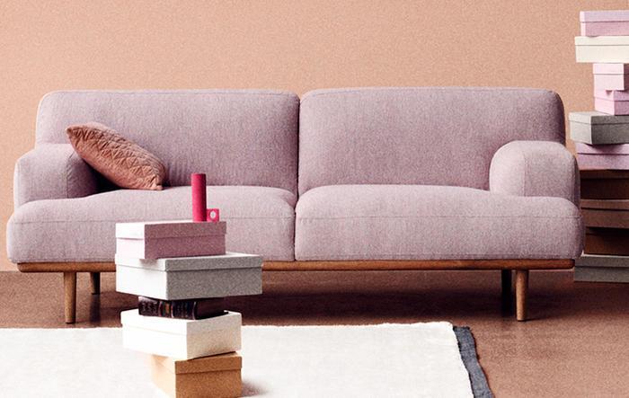 Wohnzimmer 60er Jahre Möbel