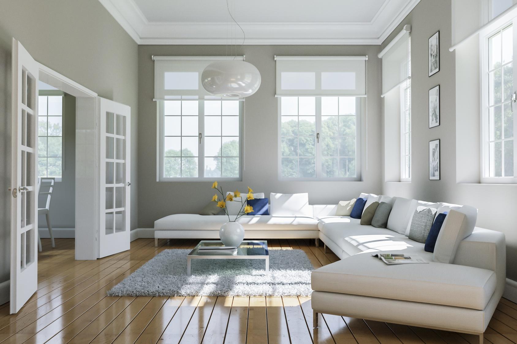 Wohnzimmer Altbau Einrichten