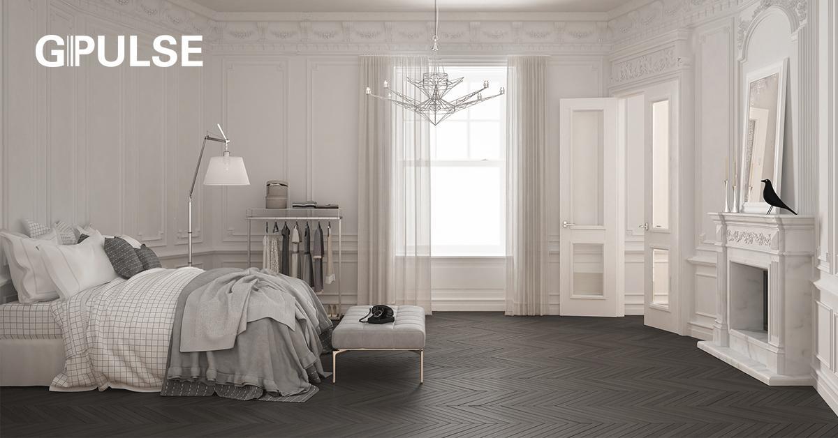 Wohnzimmer Altbau Modern