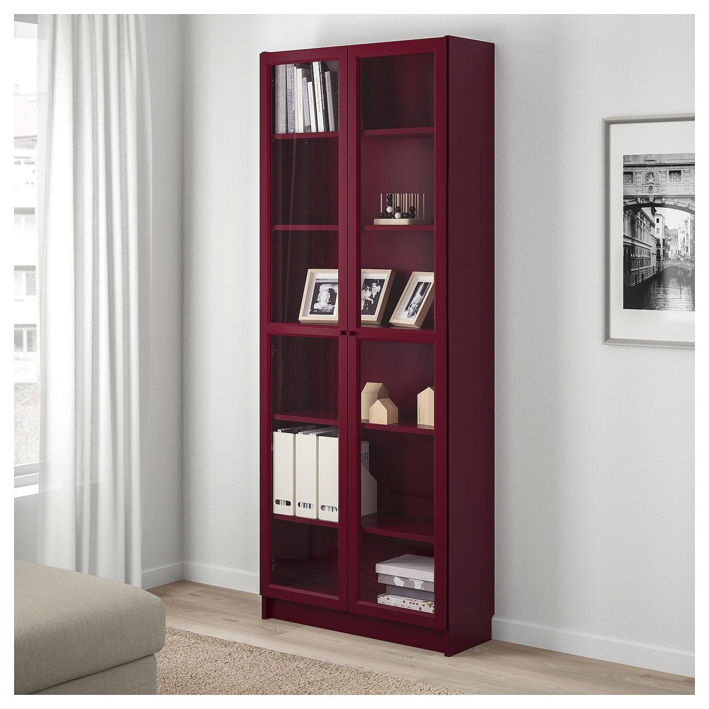 Wohnzimmer Bücherregal Mit Türen