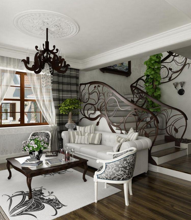 Wohnzimmer Barock Möbel