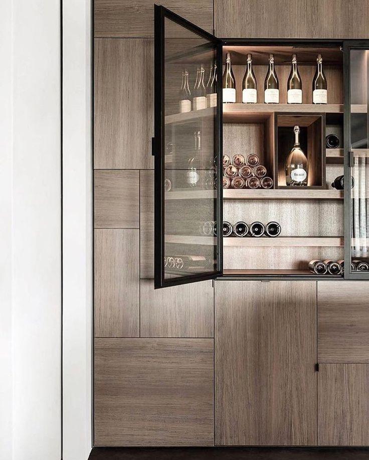 Wohnzimmer Barschrank Modern