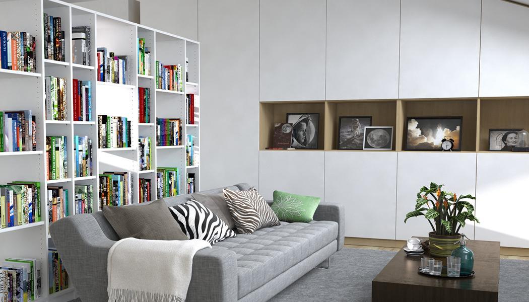 Wohnzimmer Couch Als Raumteiler