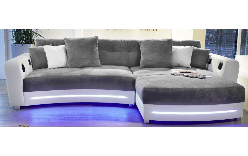Wohnzimmer Couch Mit Led