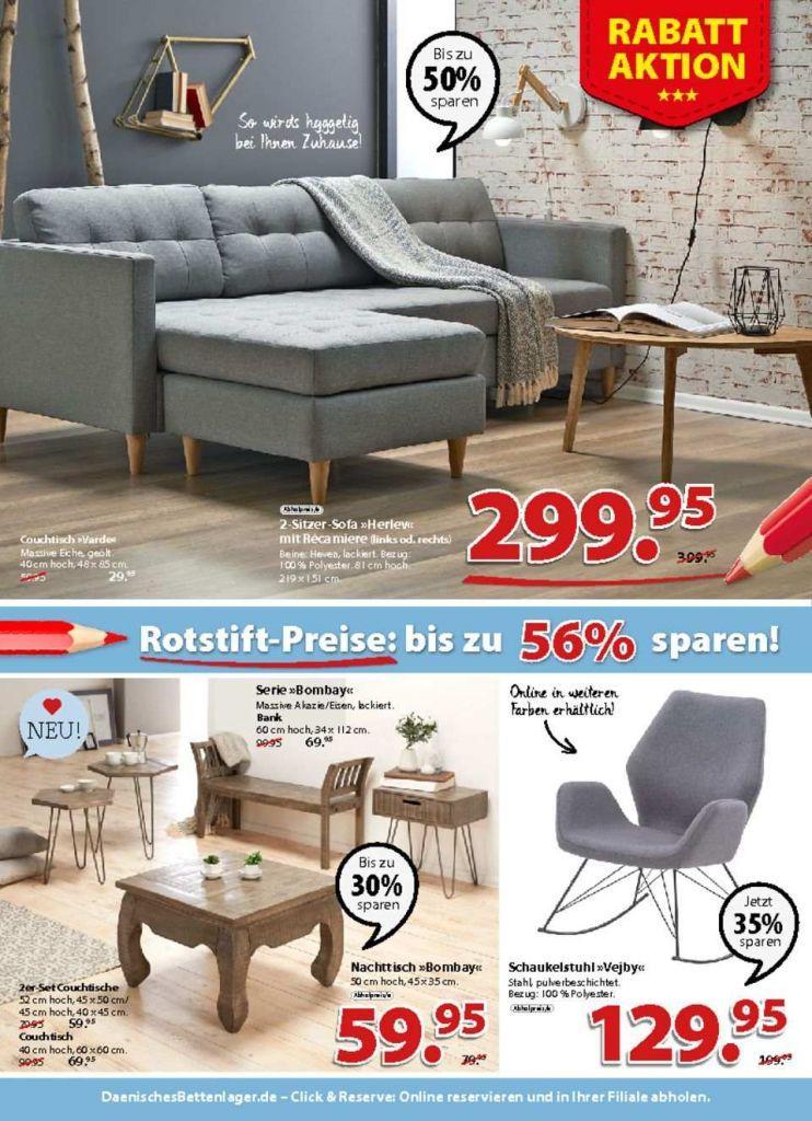 Wohnzimmer Dänisches Bettenlager Möbel