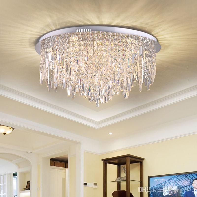 Wohnzimmer Deckenleuchte Kristall