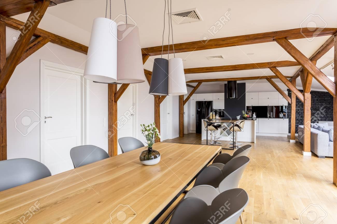 Wohnzimmer Esstisch Mit Stühlen Modern
