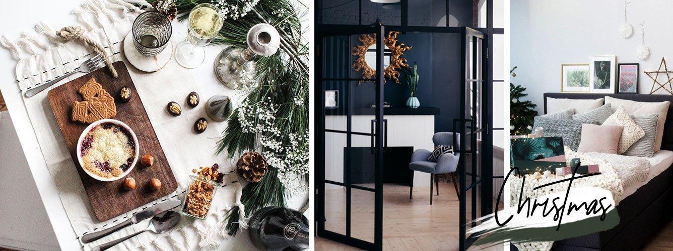 Wohnzimmer Gemütlich Weihnachtsdeko
