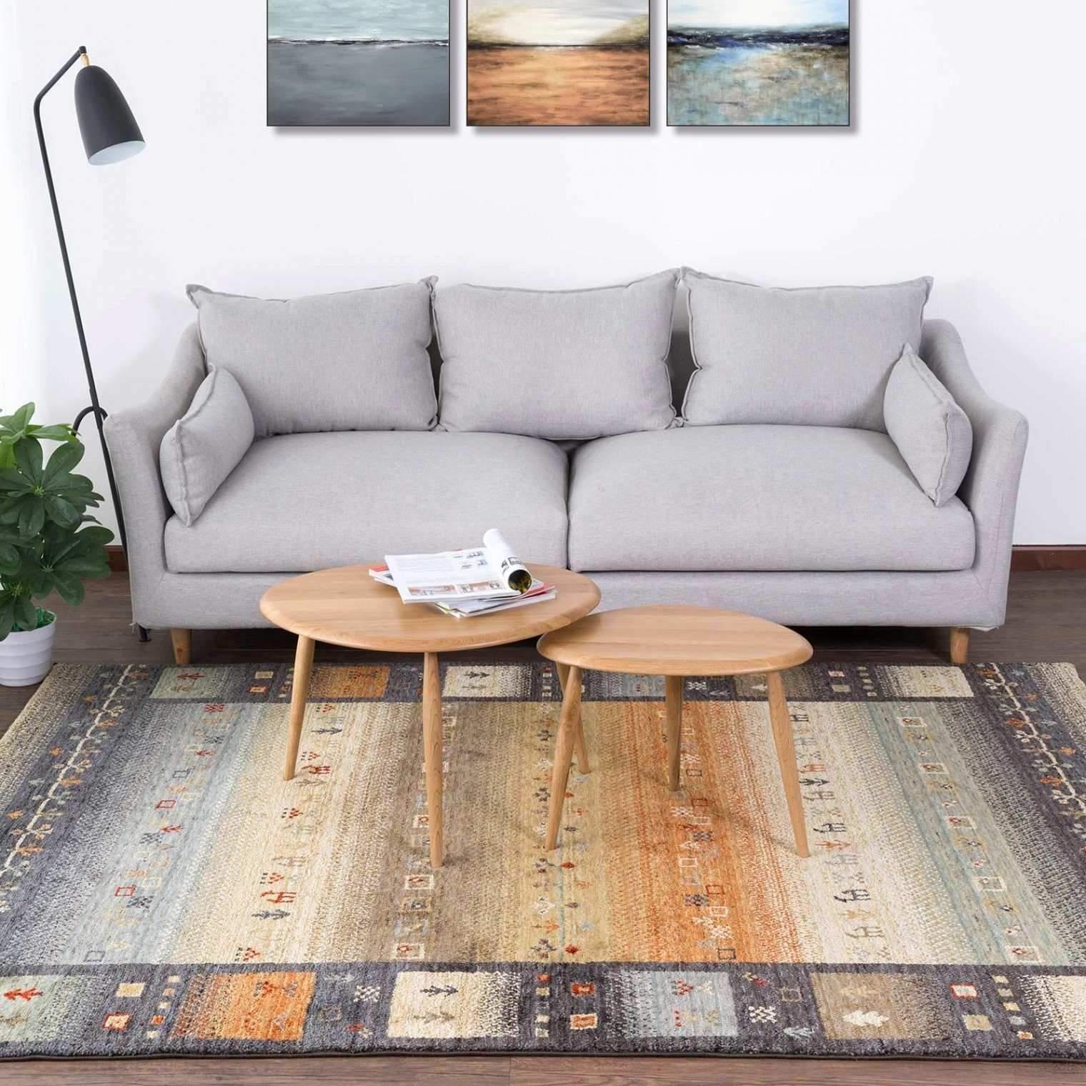 Wohnzimmer Grau Beige Braun