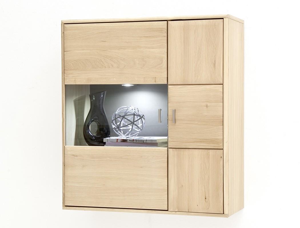 Wohnzimmer Hängeschrank Holz