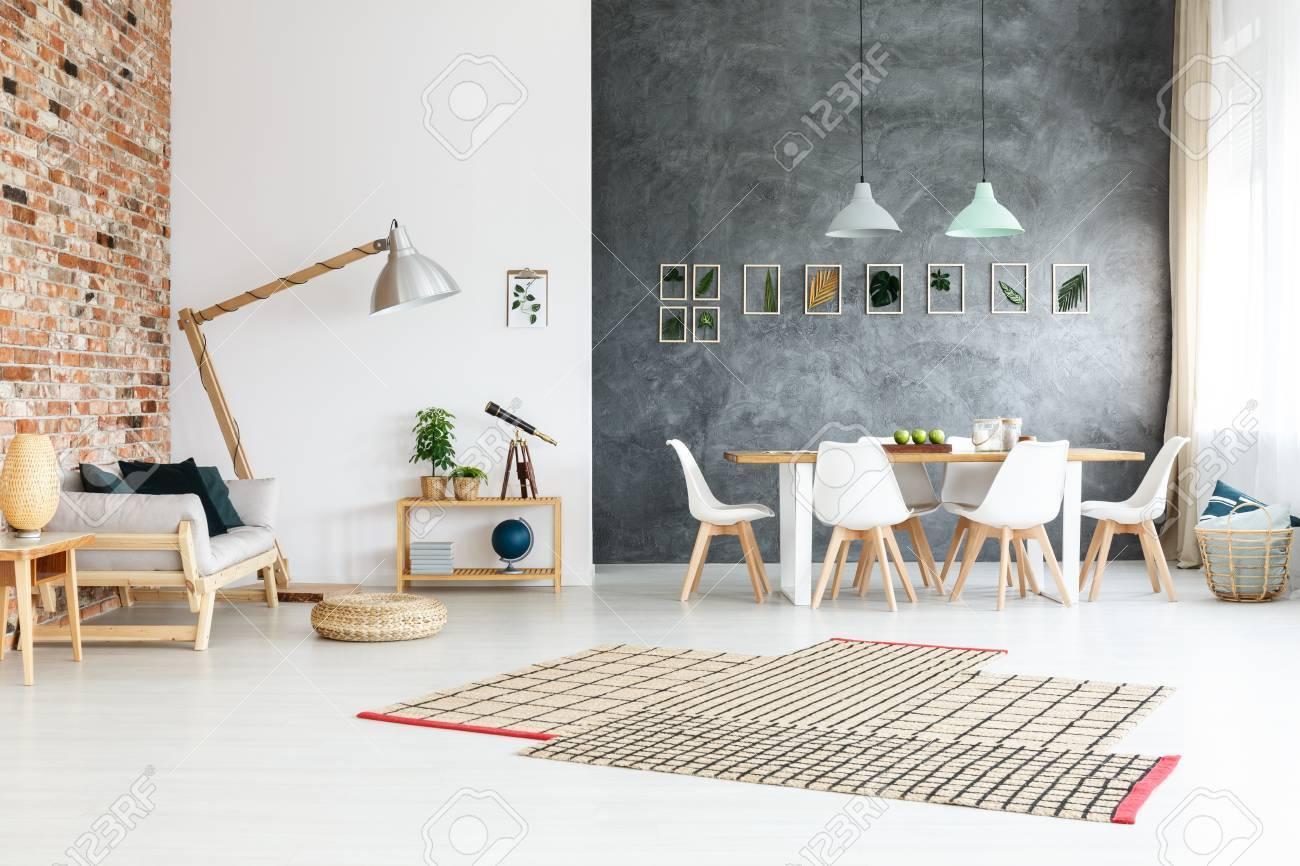 Wohnzimmer Heller Boden