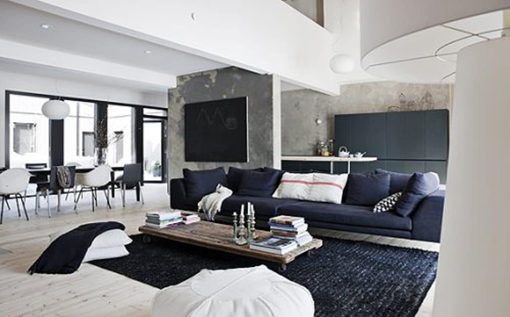 Wohnzimmer Ideen Weiß Holz