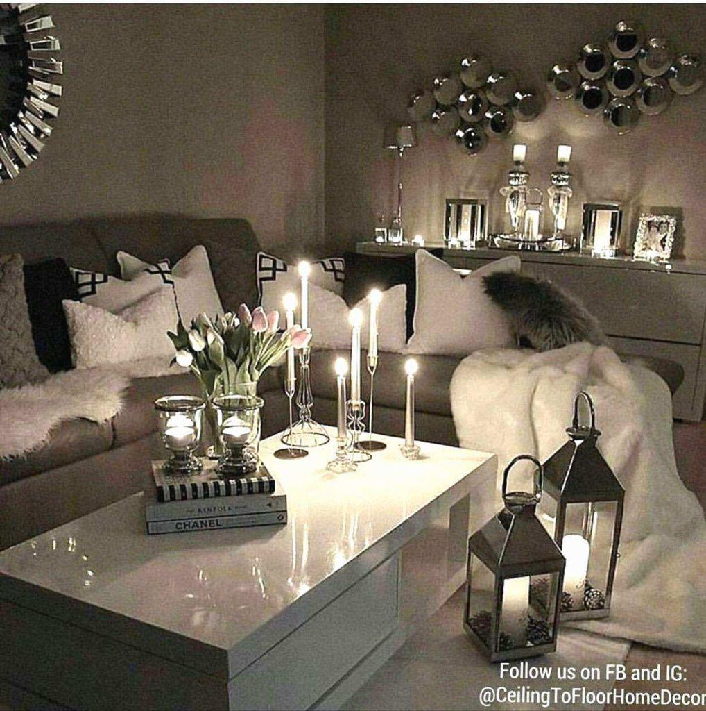 Wohnzimmer In Grau Weiß