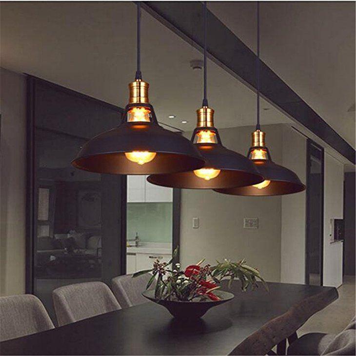 Wohnzimmer Industrial Lampe