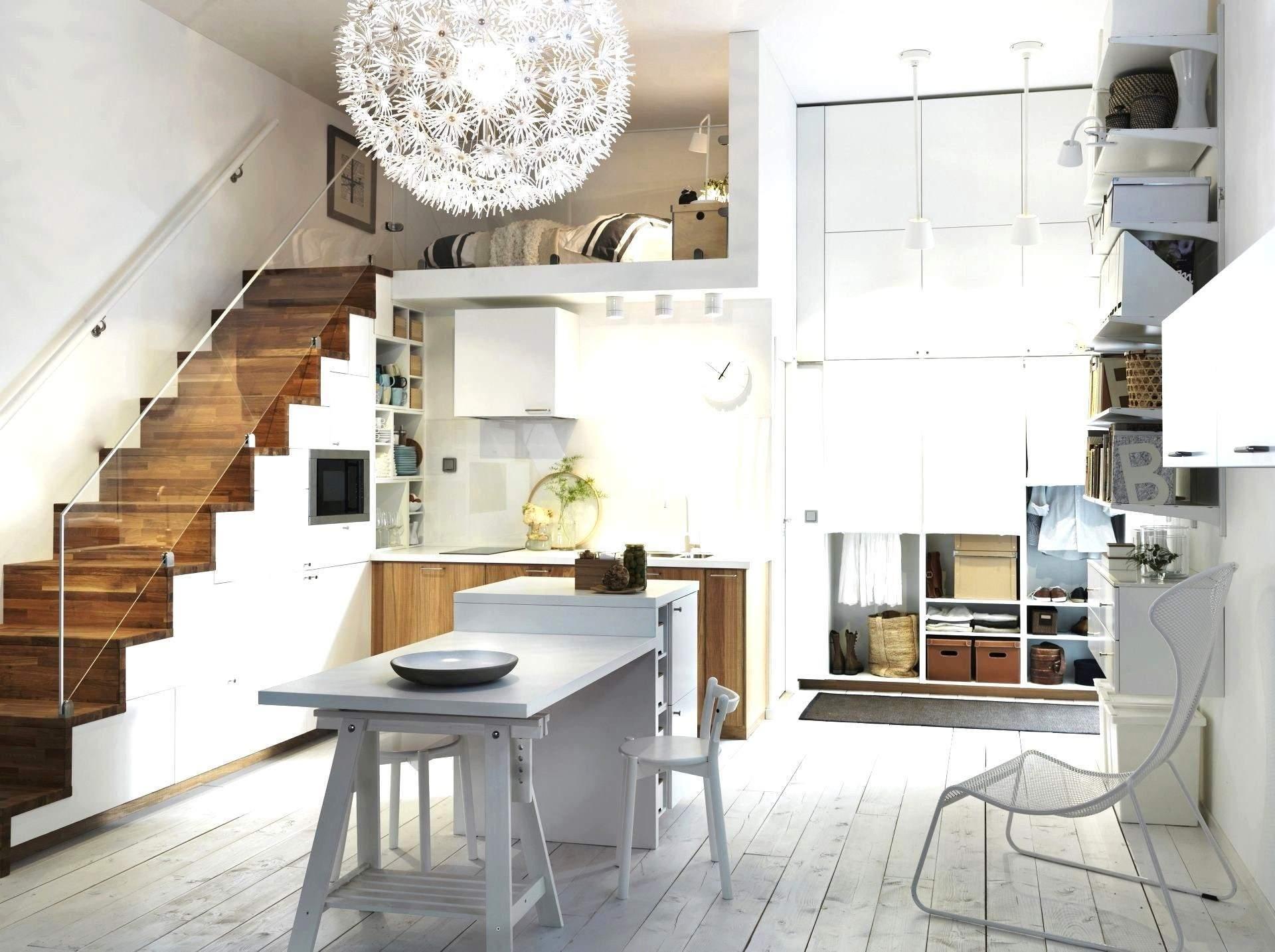 Wohnzimmer Küche Esszimmer In Einem Raum