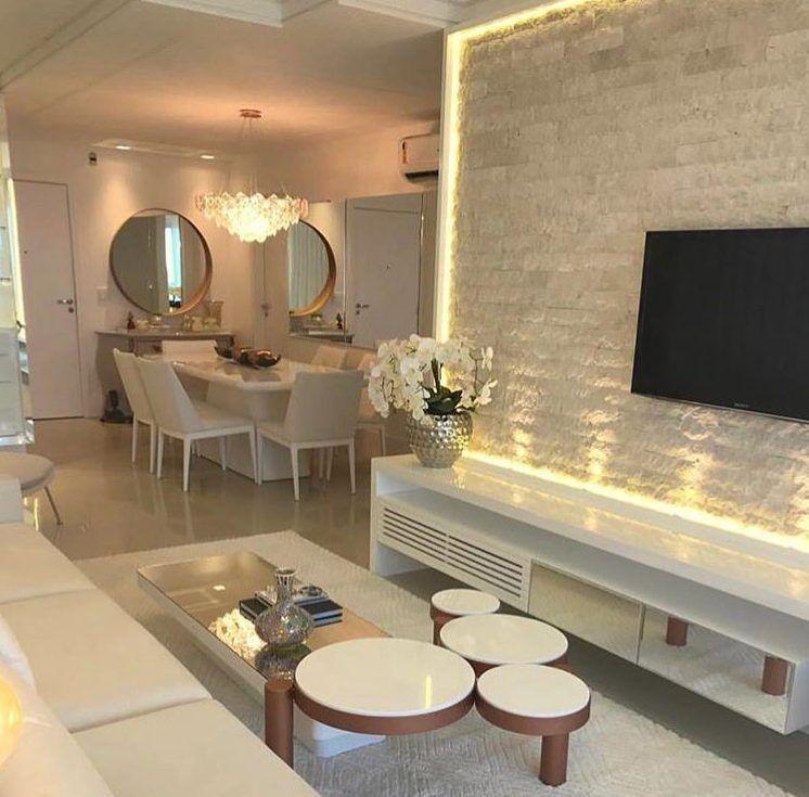 Wohnzimmer Klein Modern