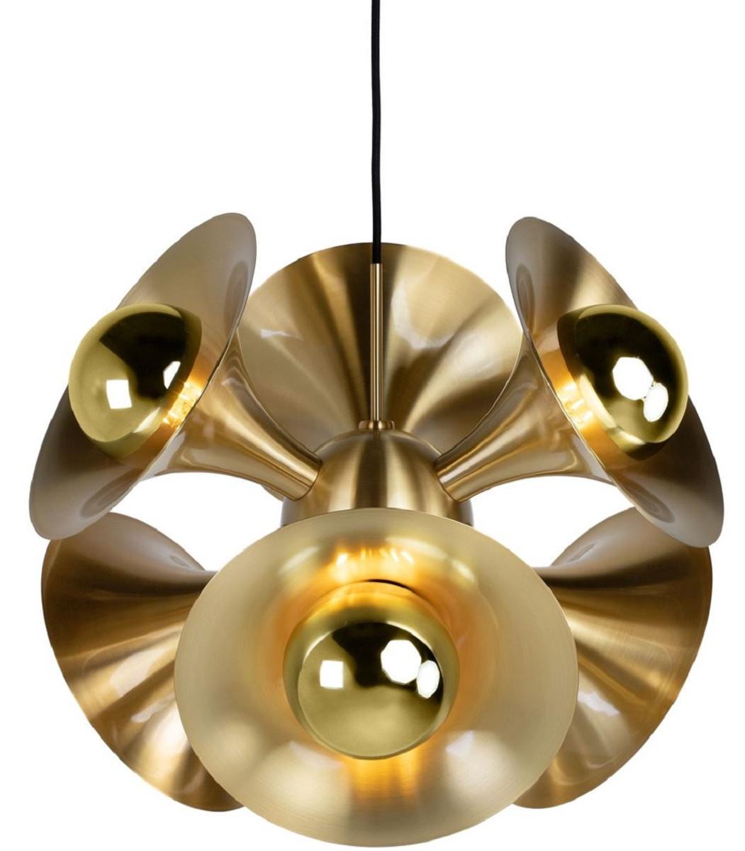 Wohnzimmer Lampe Silber