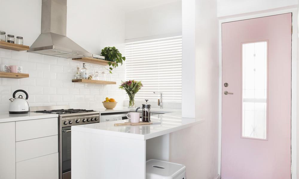 Wohnzimmer Mit Küchenzeile Einrichten