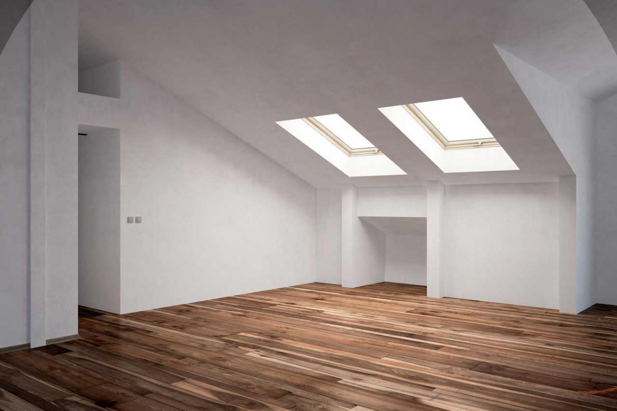 Wohnzimmer Mit Schrägen Wänden Einrichten