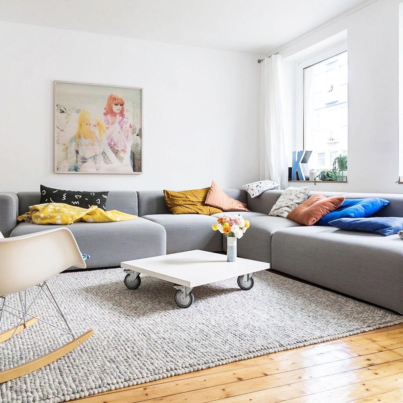 Wohnzimmer Möbel Für Kleine Räume