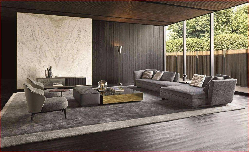 Wohnzimmer Modern Grau Holz