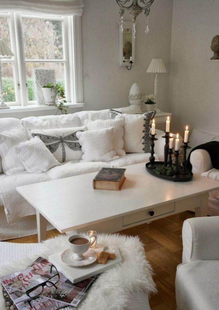 Wohnzimmer Modern Und Gemütlich Einrichten