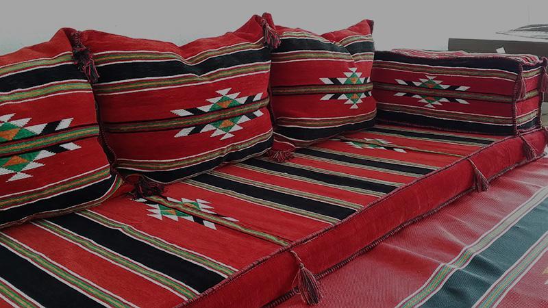 Wohnzimmer Orientalische Sitzecke
