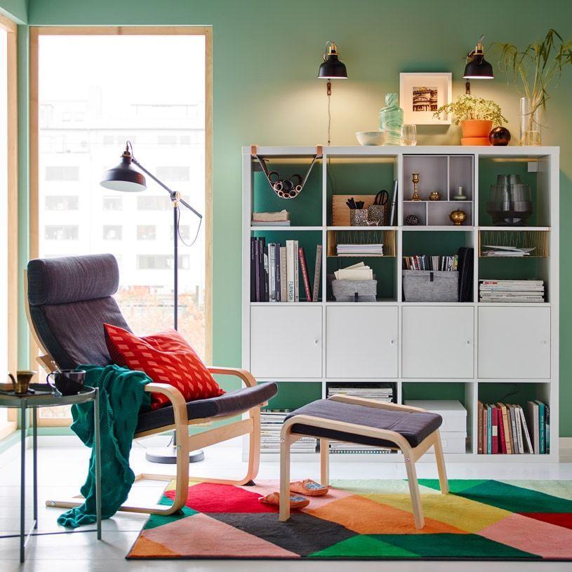 Wohnzimmer Poäng Sessel