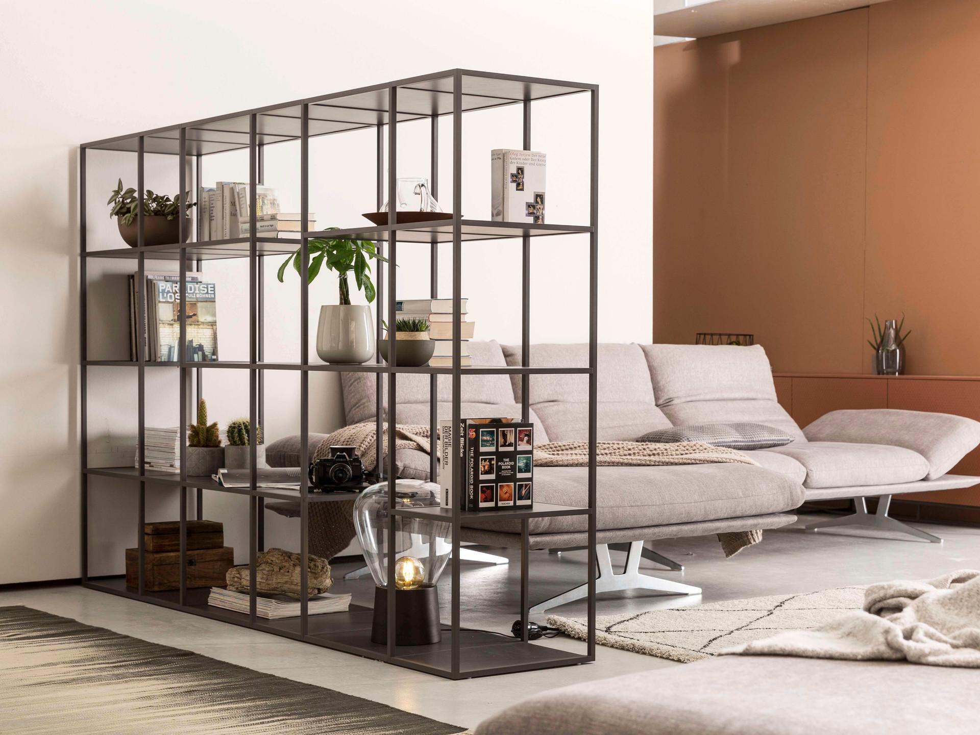 Wohnzimmer Raumteiler Trennwand