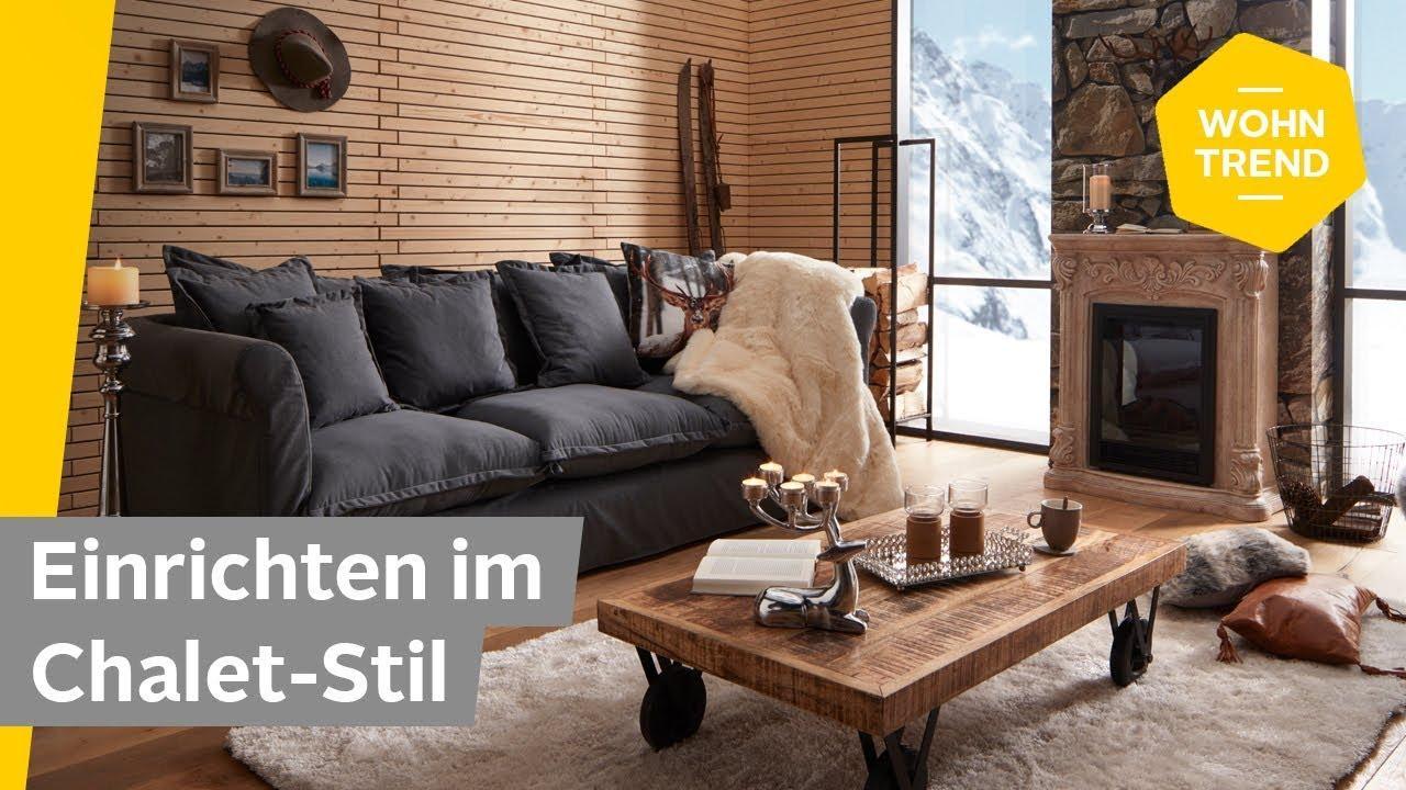 Wohnzimmer Rustikal Einrichten