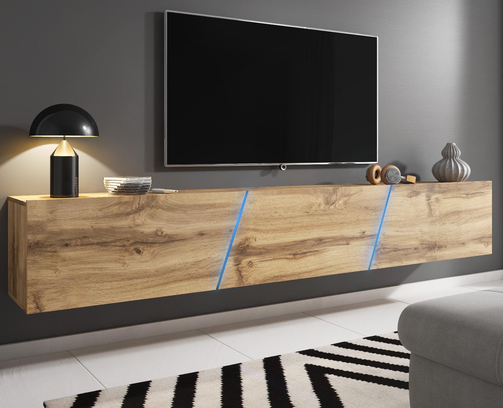 Wohnzimmer Sideboard Hängend