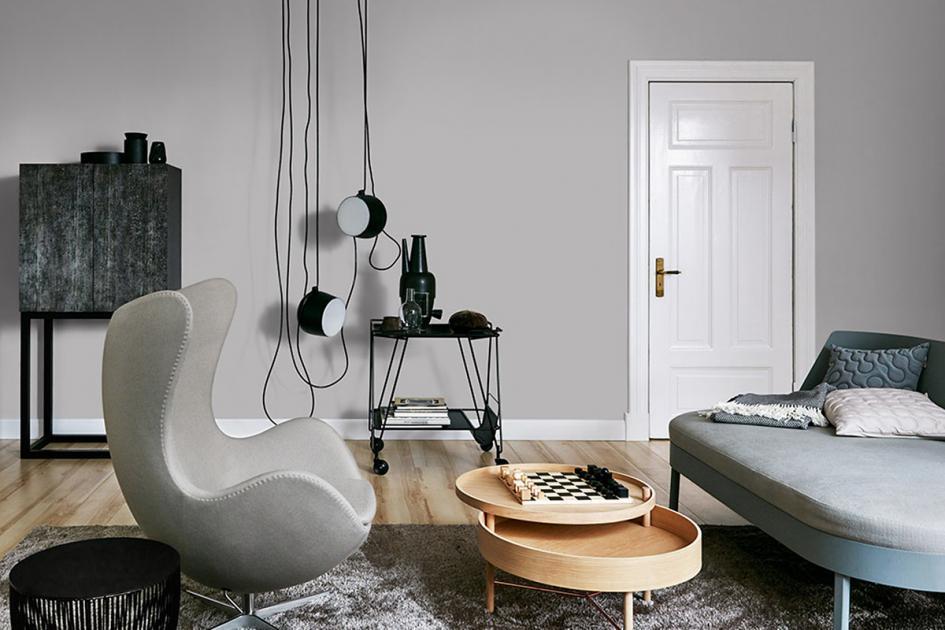 Wohnzimmer Wände Gestalten Mit Farbe