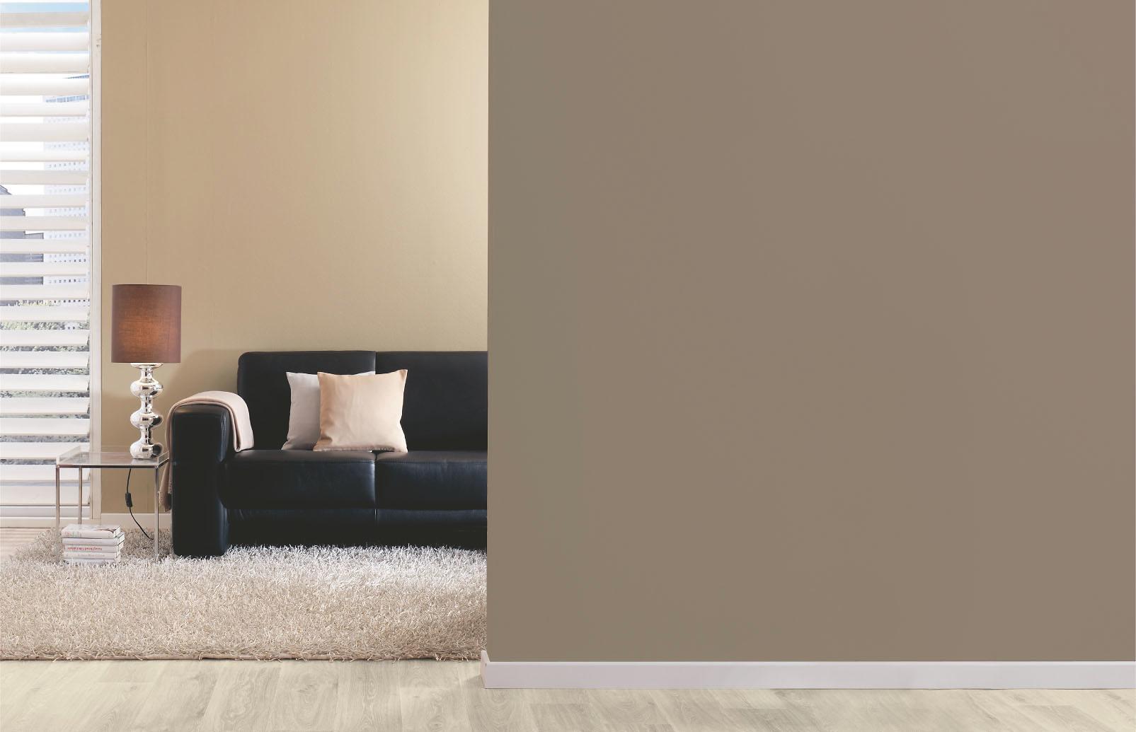 Wohnzimmer Wandfarbe Beige