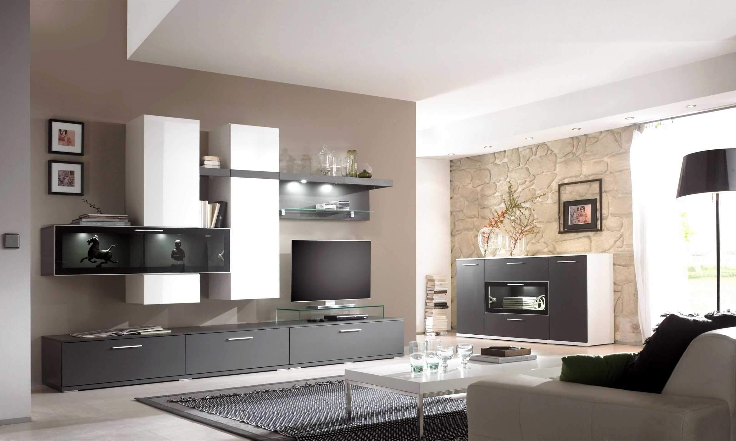 Wohnzimmer Wandfarbe Ideen Muster