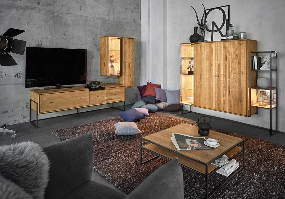 Wohnzimmer Wandfarbe Zu Buche