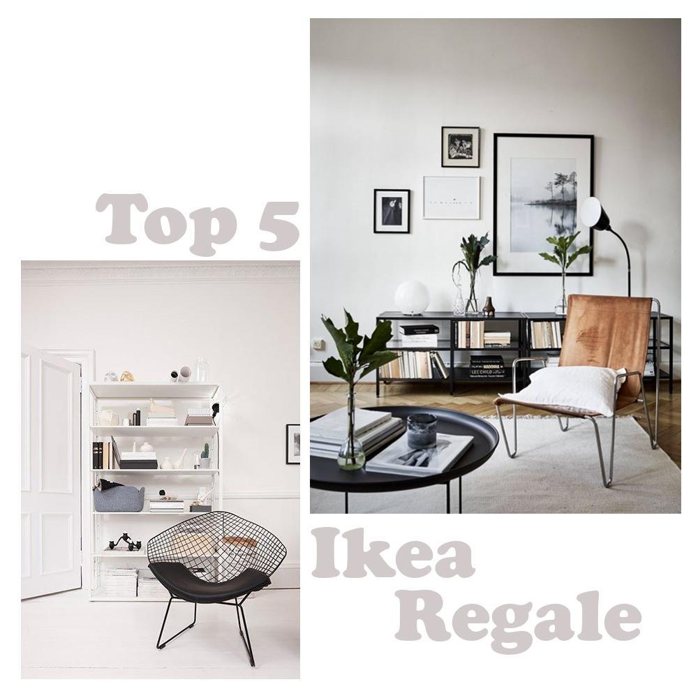 Wohnzimmer Wandregal Ikea