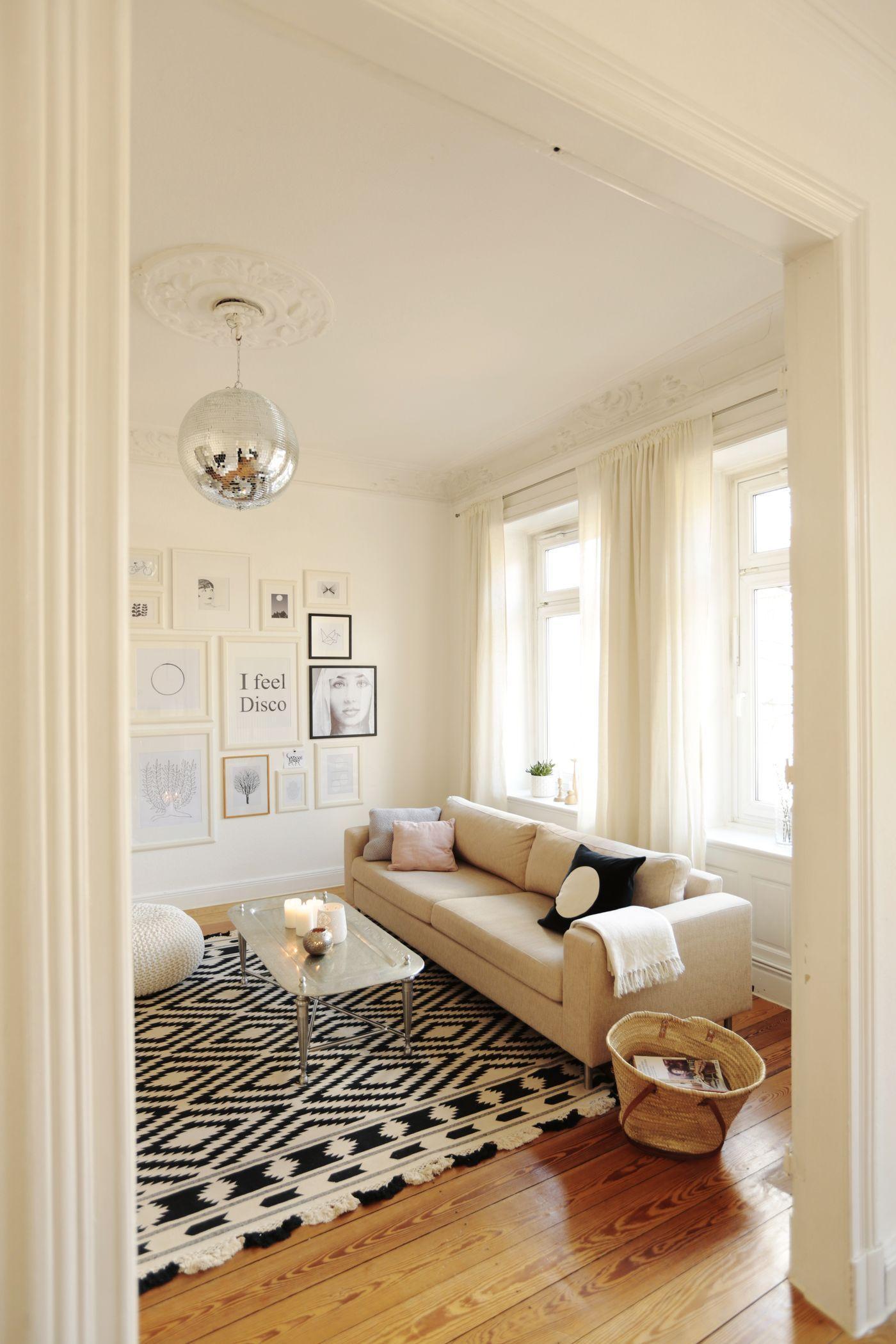 Wohnzimmer Warme Helle Wandfarben