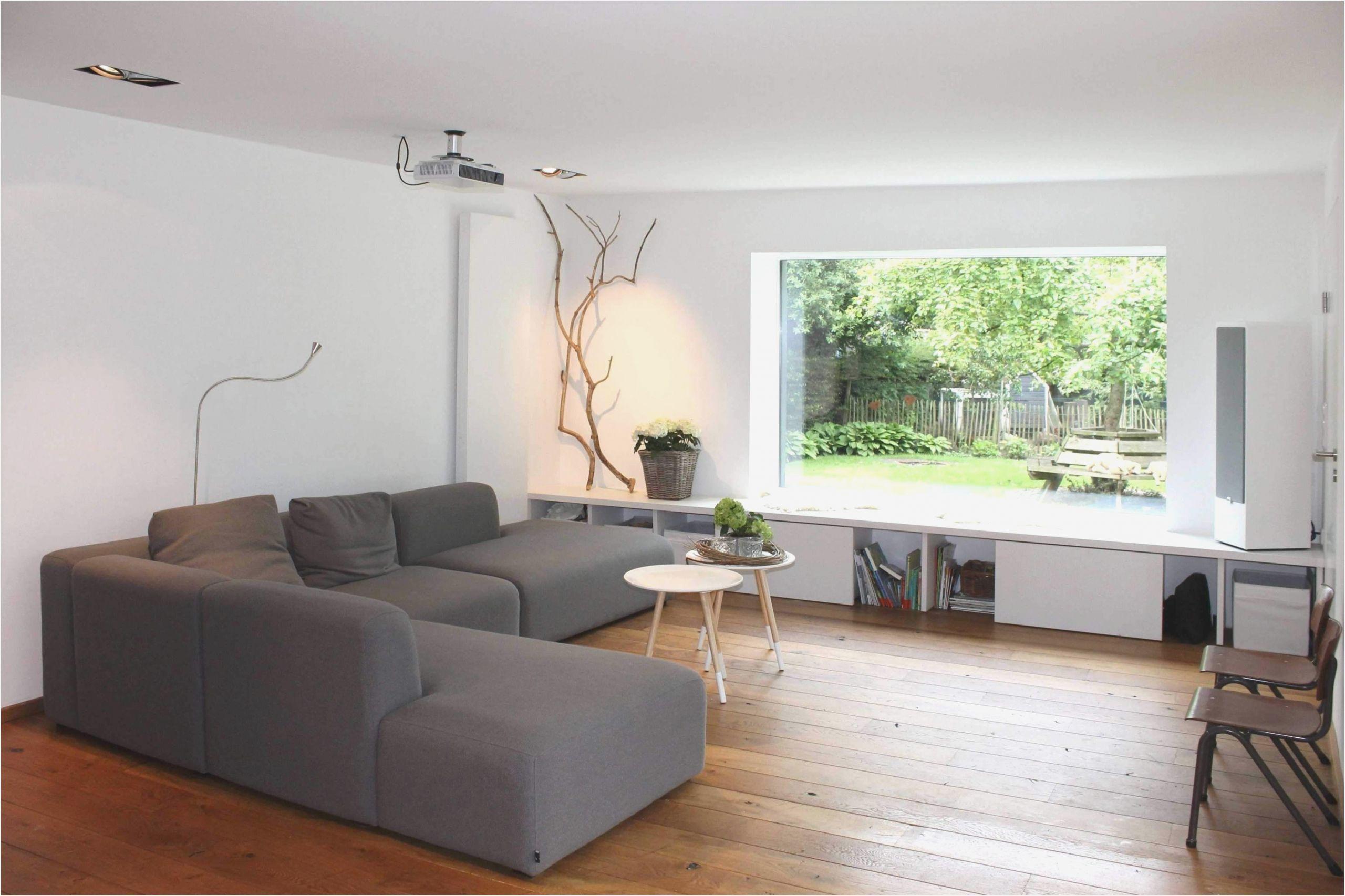 Wohnzimmer Weiß Braun Grau