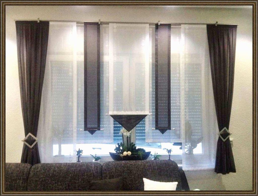 Wohnzimmerfenster Gardinen Dekorationsvorschläge Modern