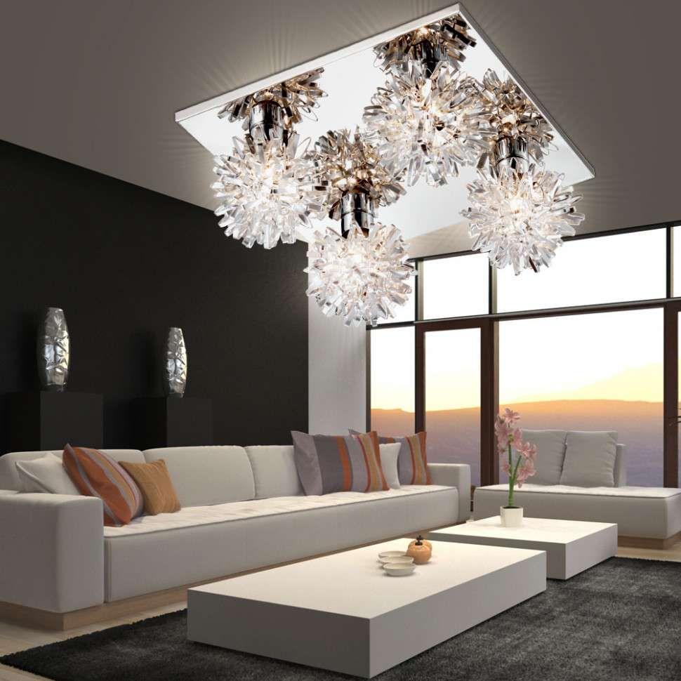 Wohnzimmerlampen Led Modern