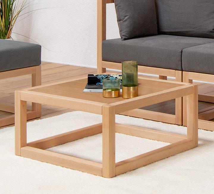 Wohnzimmertisch Helles Holz