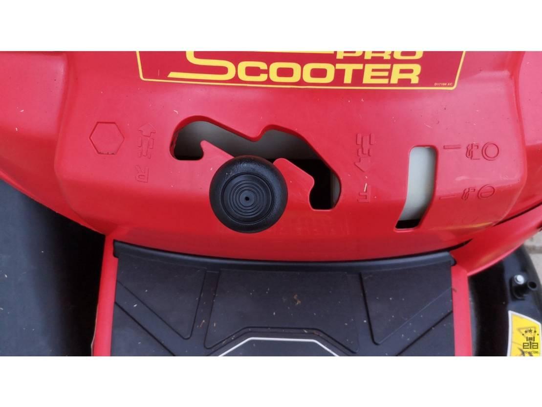 Wolf Garten Scooter Parts