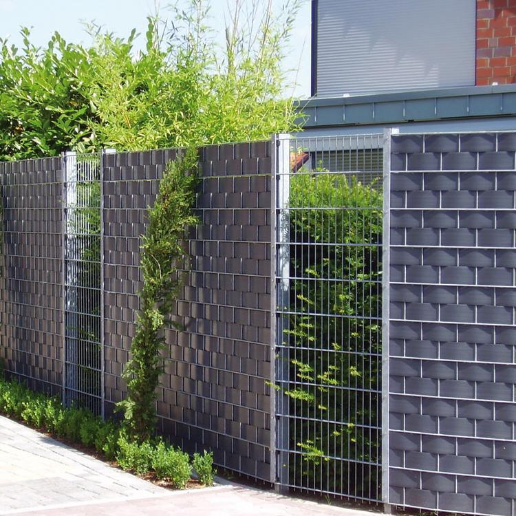 Zaun Garten Sichtschutz