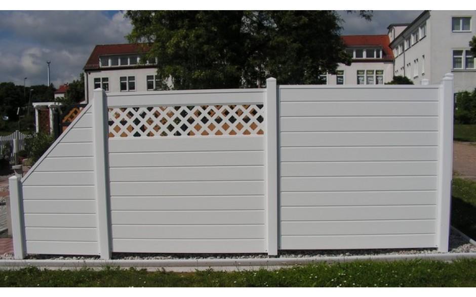 Zaun Sichtschutz Kunststoff