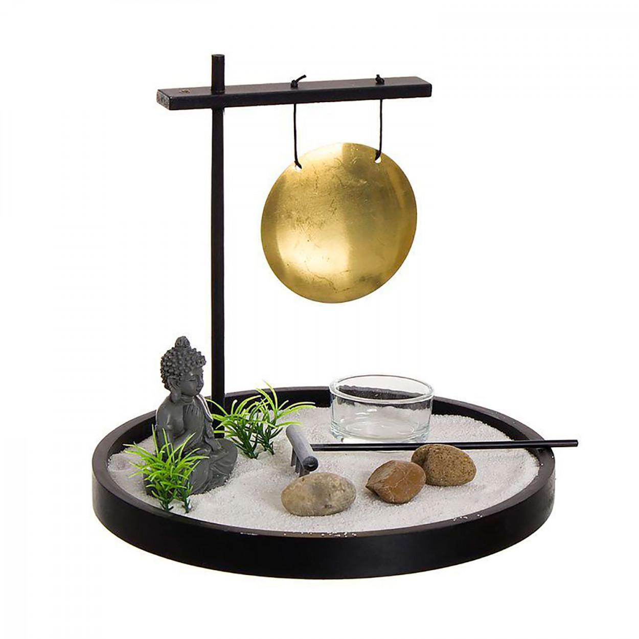 Zen Garten Deko