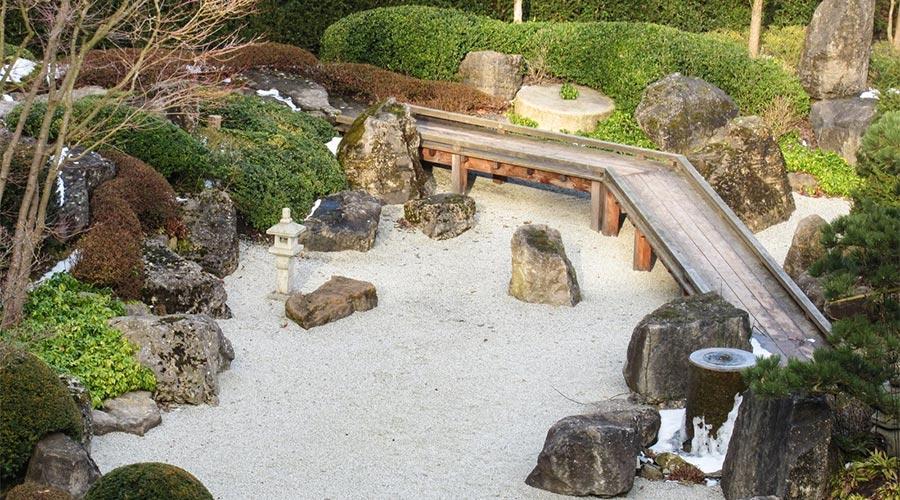 Zen Garten Indoor