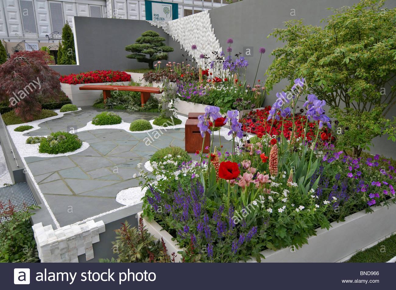 Zen Garten Modern