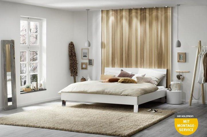 Zirbenholz Schlafzimmer Modern